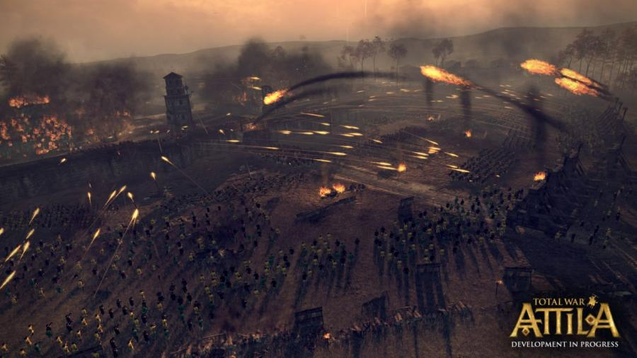 Total War Attila Screenshot 1