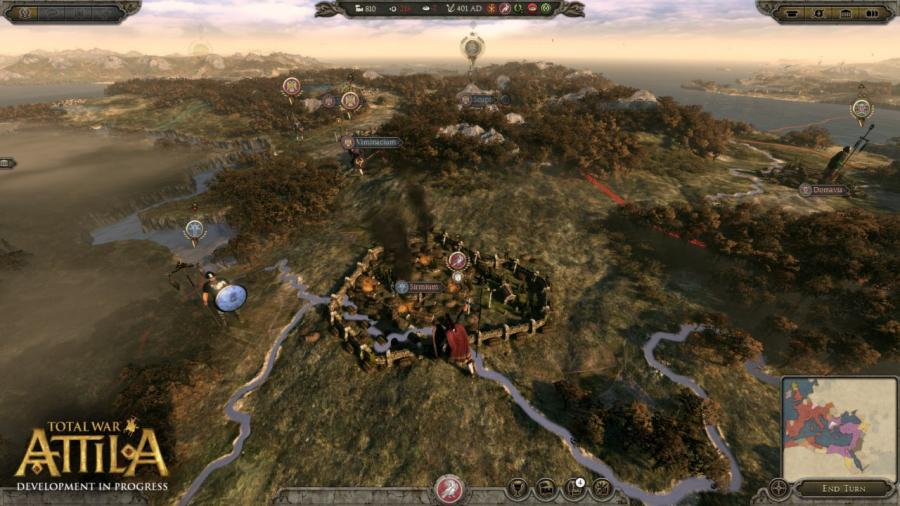 Total War Attila Screenshot 7