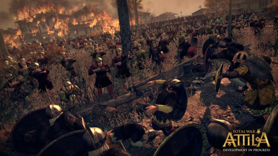 Total War Attila Screenshot 2
