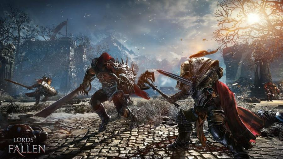 Lords of the Fallen - Limited Edition Screenshot 4
