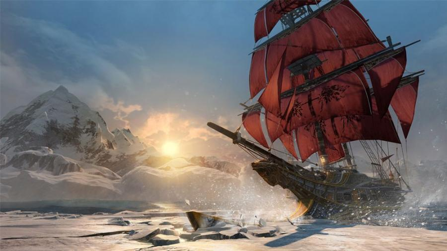 Assassin's Creed Rogue Screenshot 4
