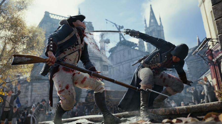 Assassin's Creed Unity - Xbox One Key Screenshot 4