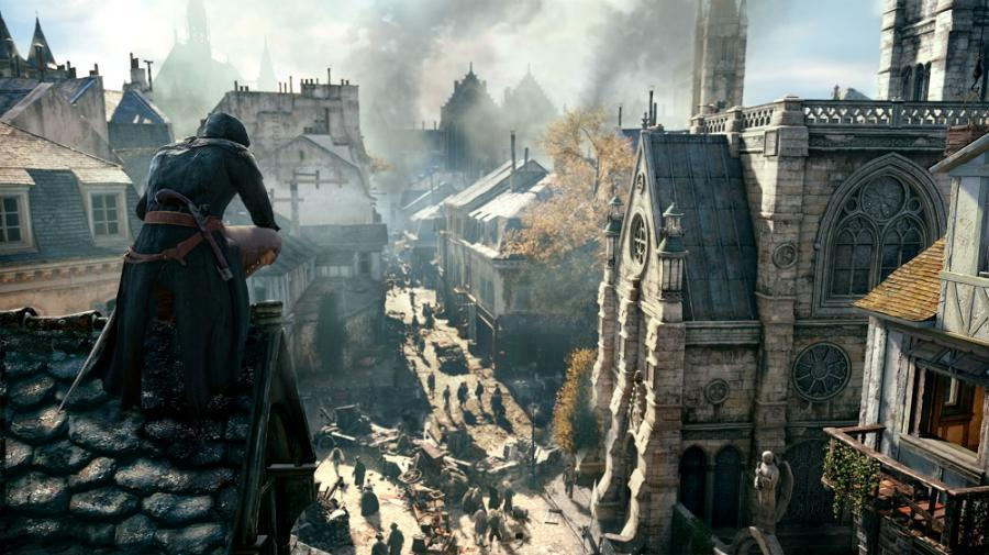 Assassin's Creed Unity - Xbox One Key Screenshot 2