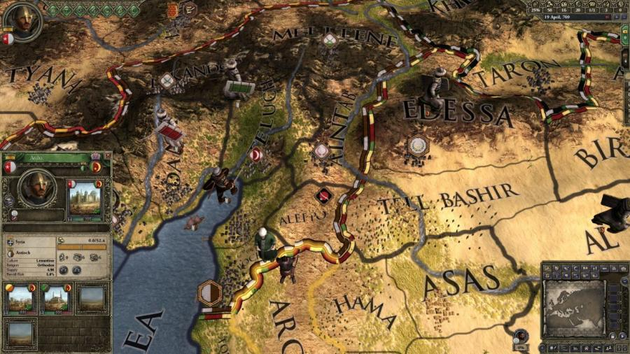 Crusader Kings II - Charlemagne (Addon) Screenshot 5