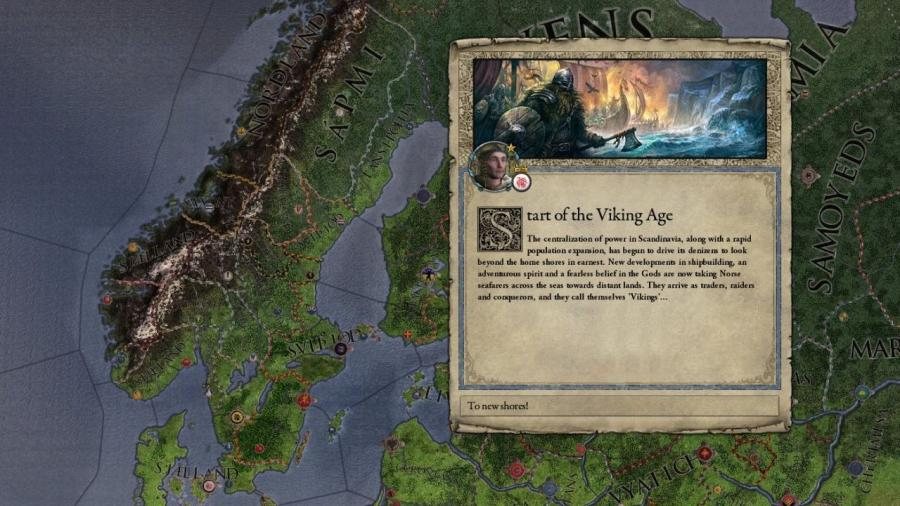 Crusader Kings II - Charlemagne (Addon) Screenshot 2