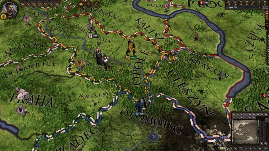 Crusader Kings II - Charlemagne (Addon) Screenshot 3
