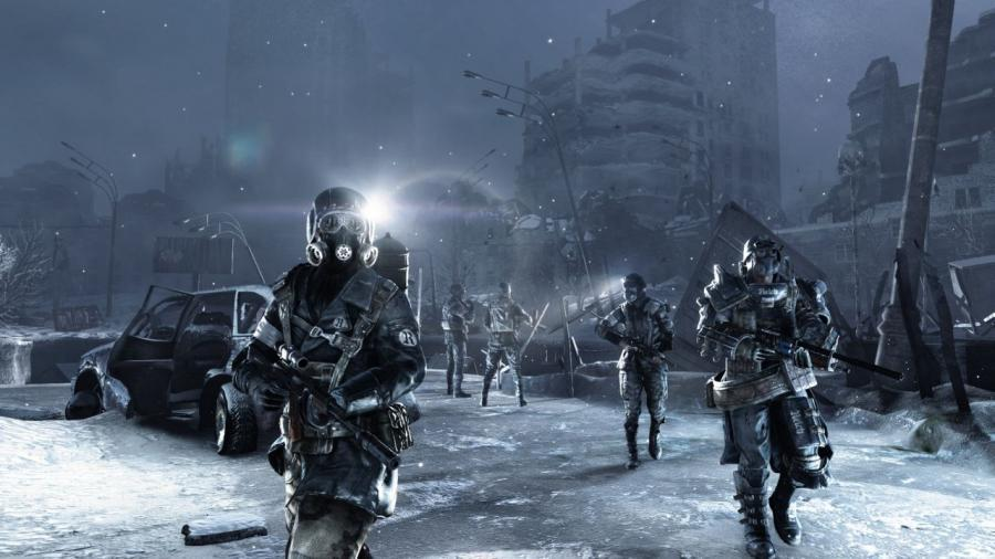 Metro Redux Bundle - Steam Geschenk Key Screenshot 2