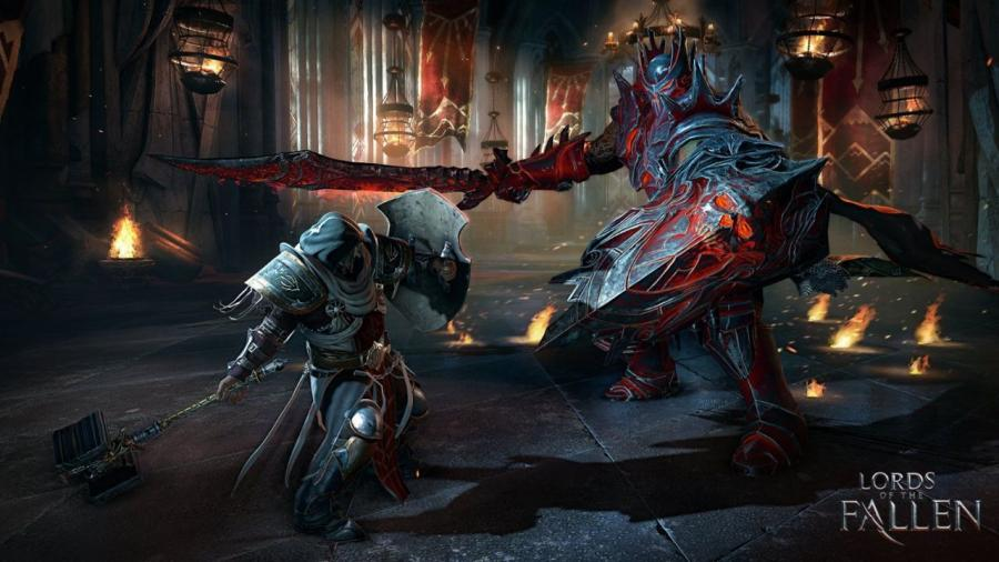 Lords of the Fallen - Demonic Weapon Pack DLC Screenshot 3