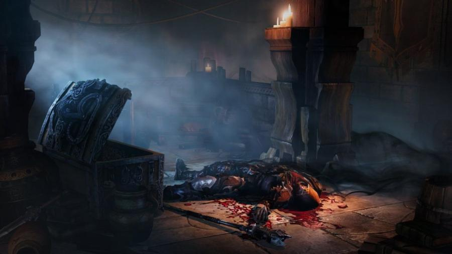 Lords of the Fallen - Demonic Weapon Pack DLC Screenshot 7