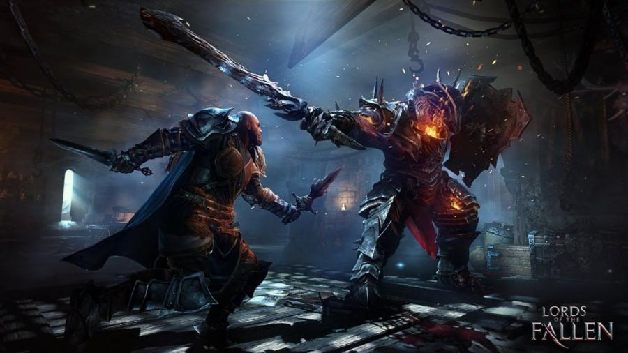Lords of the Fallen - Demonic Weapon Pack DLC Screenshot 5