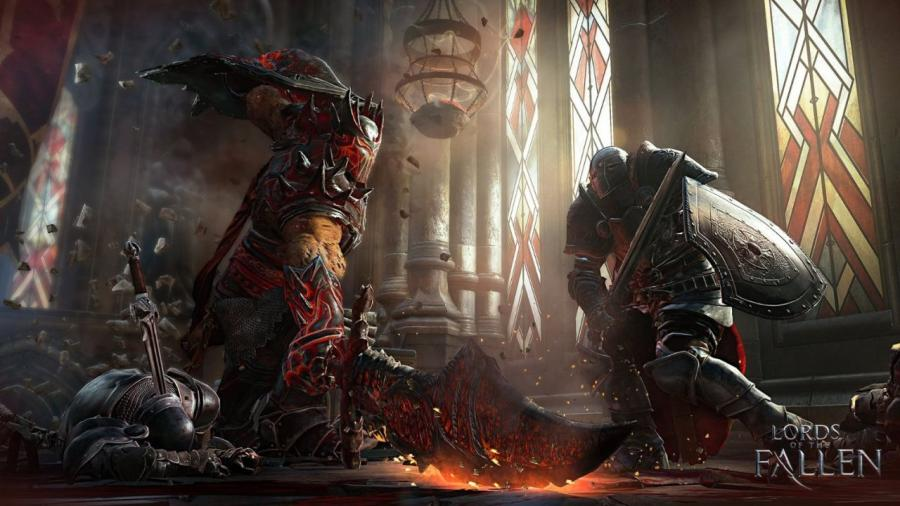Lords of the Fallen - Monk Decipher DLC Screenshot 1