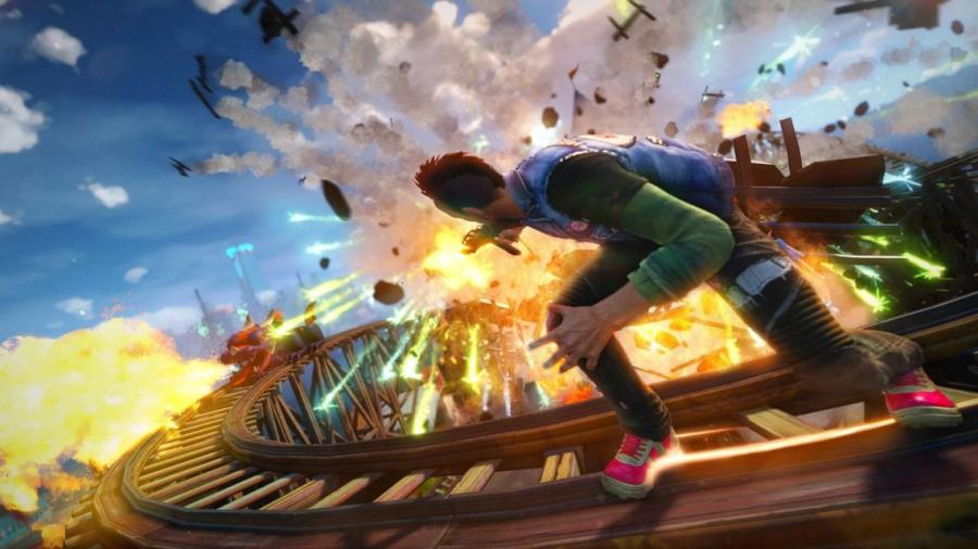 Sunset Overdrive - Xbox One Download Code Screenshot 9