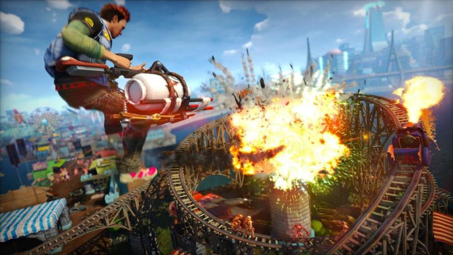 Sunset Overdrive - Xbox One Download Code Screenshot 7
