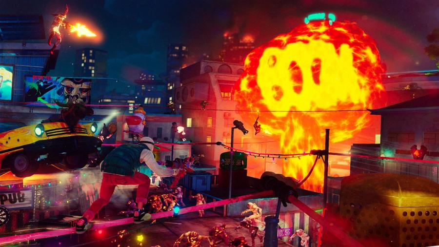 Sunset Overdrive - Xbox One Download Code Screenshot 3
