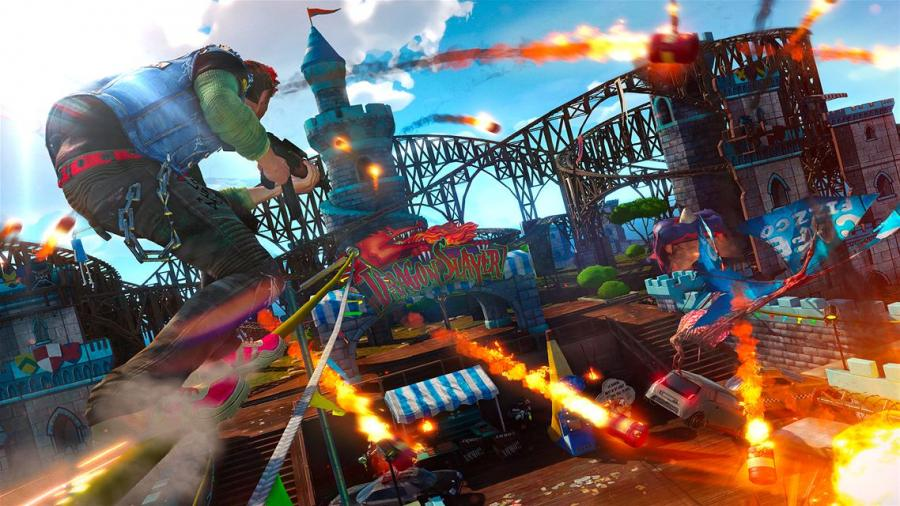 Sunset Overdrive - Xbox One Download Code Screenshot 2