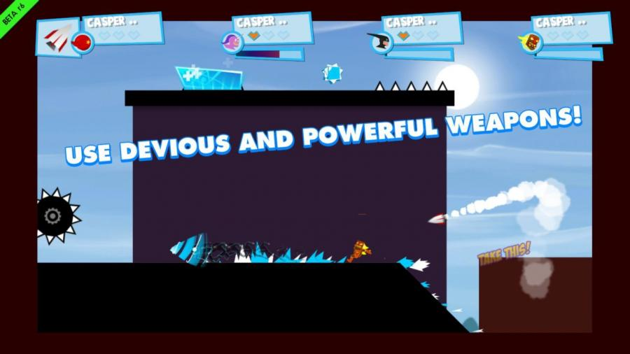SpeedRunners - Steam Geschenk Key Screenshot 2