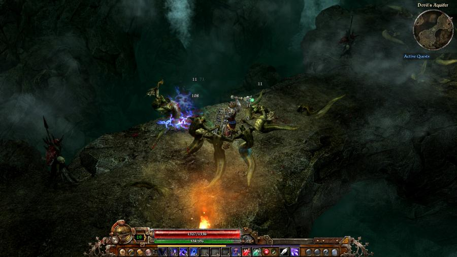 Grim Dawn - Steam Geschenk Key Screenshot 8