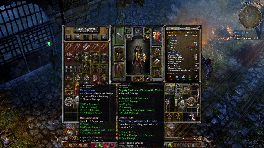 Grim Dawn - Steam Geschenk Key Screenshot 4