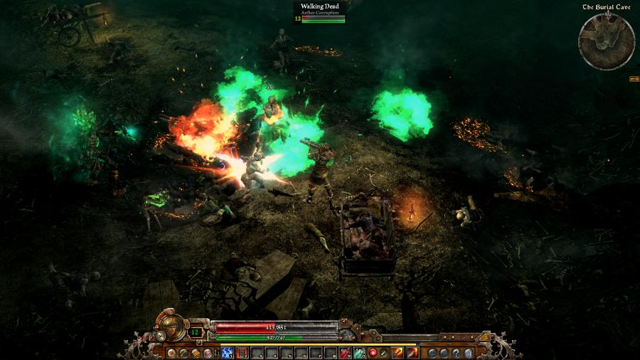Grim Dawn - Steam Geschenk Key Screenshot 7