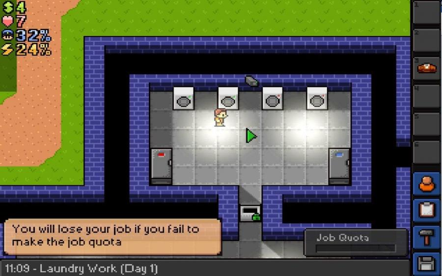 The Escapists - Steam Geschenk Key Screenshot 5