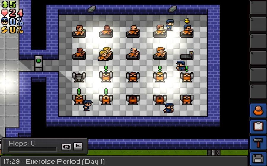 The Escapists - Steam Geschenk Key Screenshot 3