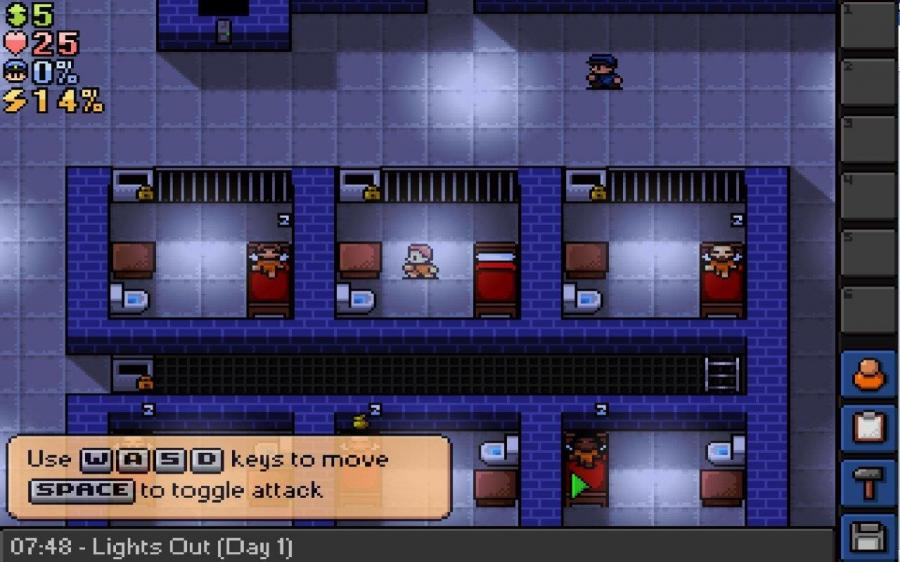 The Escapists - Steam Geschenk Key Screenshot 4