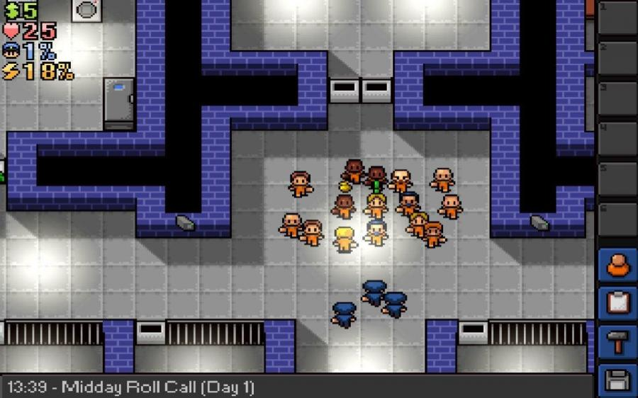 The Escapists - Steam Geschenk Key Screenshot 1