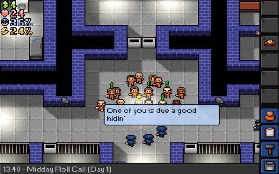 The Escapists - Steam Geschenk Key Screenshot 6
