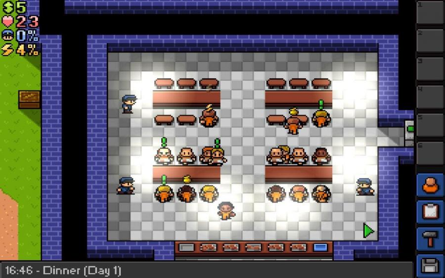 The Escapists - Steam Geschenk Key Screenshot 2
