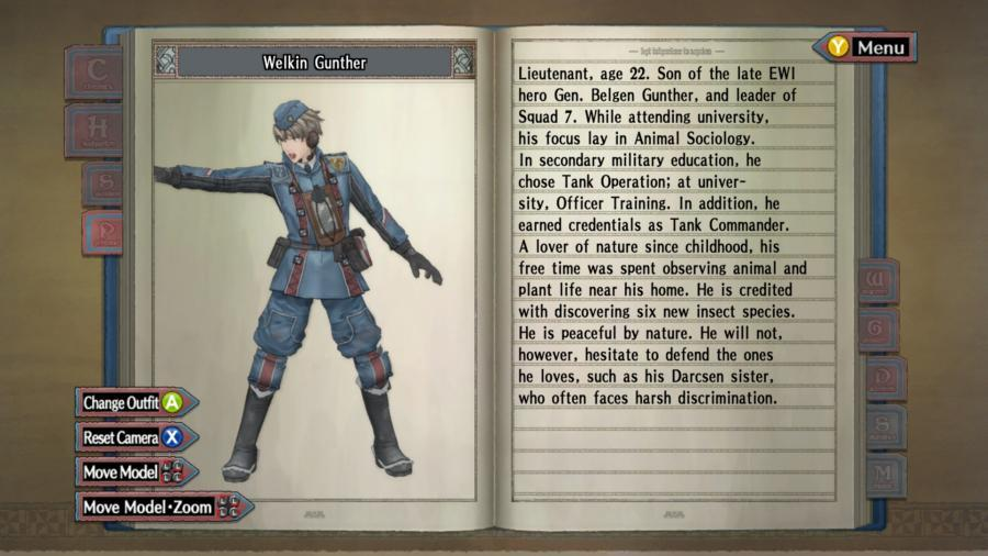 Valkyria Chronicles - Steam Geschenk Key Screenshot 3