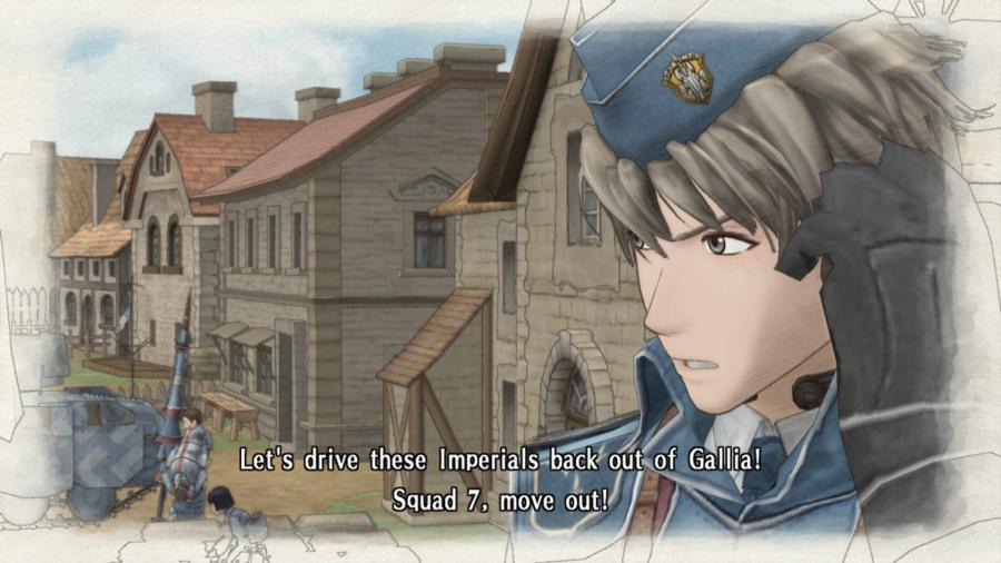 Valkyria Chronicles - Steam Geschenk Key Screenshot 1