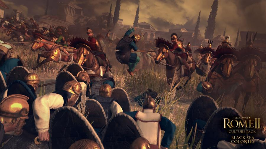 Total War Rome 2 - Black Sea Colonies Culture Pack Screenshot 1