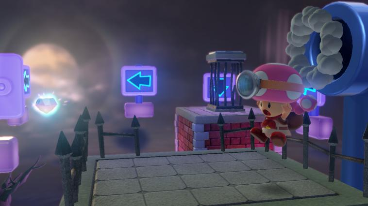 Captain Toad Treasure Tracker - Wii U Download Code Screenshot 3