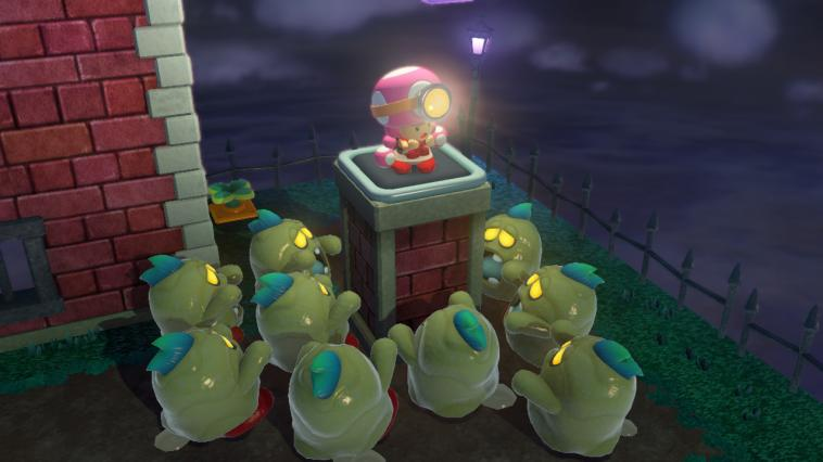 Captain Toad Treasure Tracker - Wii U Download Code Screenshot 7