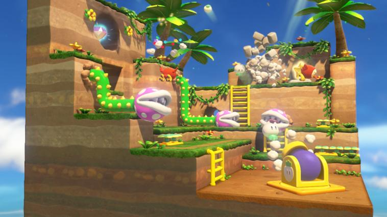 Captain Toad Treasure Tracker - Wii U Download Code Screenshot 4