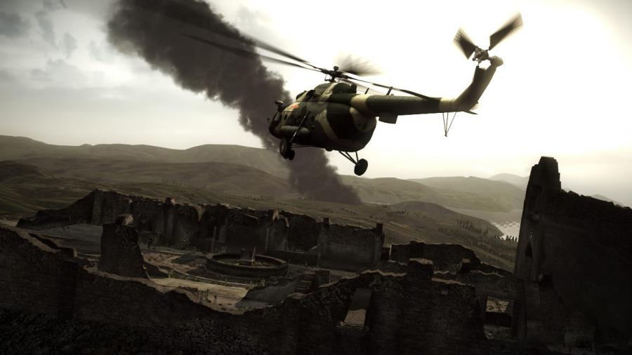 Operation Flashpoint - Dragon Rising Screenshot 2