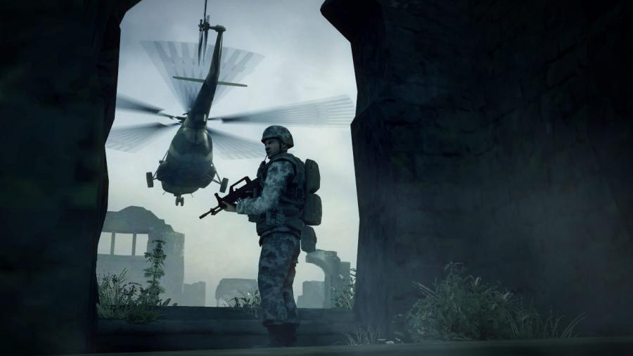 Operation Flashpoint - Dragon Rising Screenshot 1