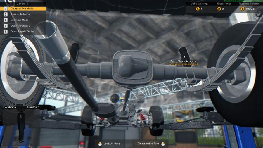 Car Mechanic Simulator 2015 Screenshot 5