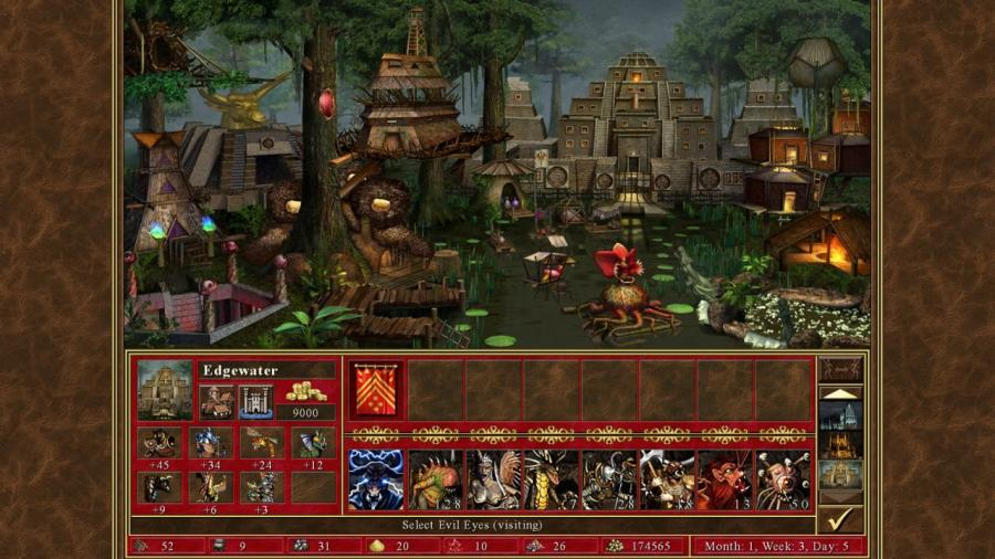 Heroes of Might & Magic III HD Screenshot 2