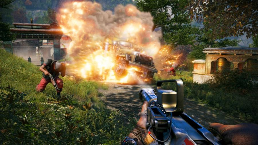 Far Cry 4 - Escape from Durgesh Prison DLC Screenshot 4