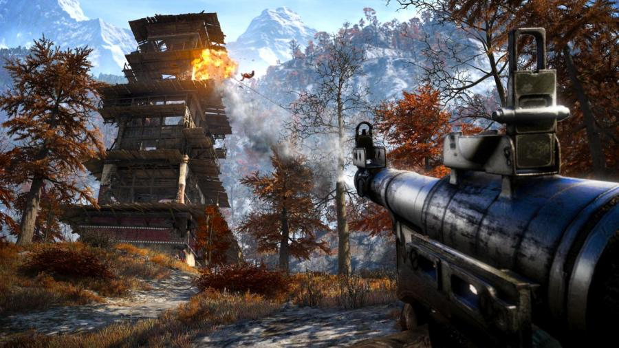 Far Cry 4 - Escape from Durgesh Prison DLC Screenshot 2