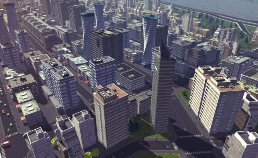 Cities Skylines Screenshot 7