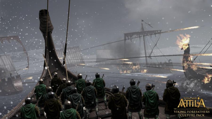 Total War Attila - Viking Forefathers Culture Pack (DLC) Screenshot 4