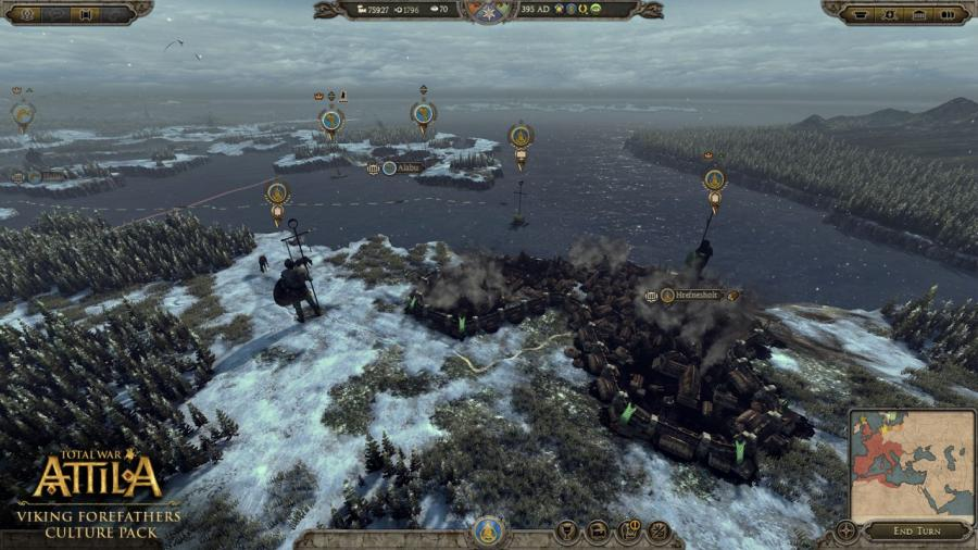 Total War Attila - Viking Forefathers Culture Pack (DLC) Screenshot 6
