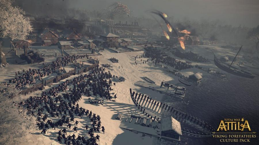 Total War Attila - Viking Forefathers Culture Pack (DLC) Screenshot 1