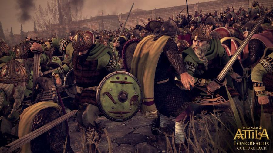 Total War Attila - Longbeards Culture Pack (DLC) Screenshot 4