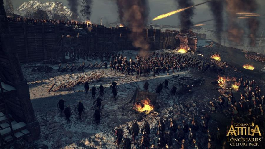 Total War Attila - Longbeards Culture Pack (DLC) Screenshot 5