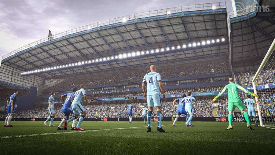 FIFA 16 Screenshot 8