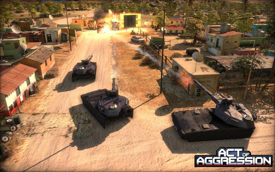 Act of Aggression Screenshot 6