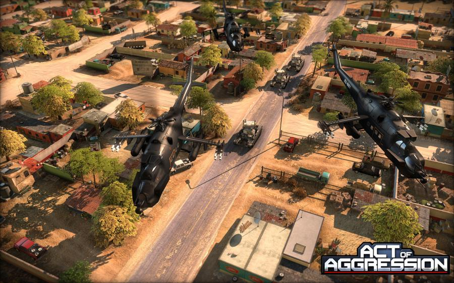 Act of Aggression Screenshot 3